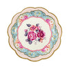 Arriving Soon! Truly Scrumptious Vintage Paper Plates -  Party Supplies - Talking Tables - Putti Fine Furnishings Toronto Canada - 2