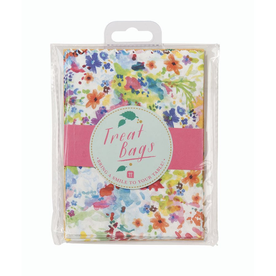 Floral Fiesta Treat Bags