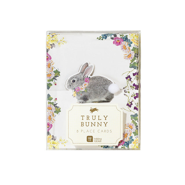 Arriving Soon! Truly Bunny Place Cards -  Easter - Putti Fine Furnishings - Putti Fine Furnishings Toronto Canada - 1
