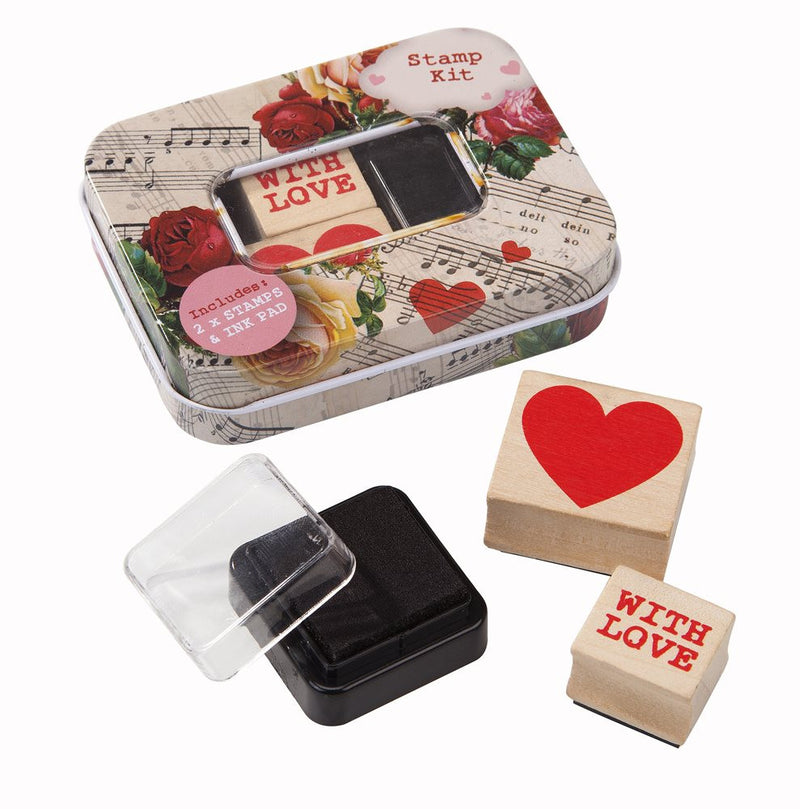 Love Talk Stamp Set, TT-Talking Tables, Putti Fine Furnishings