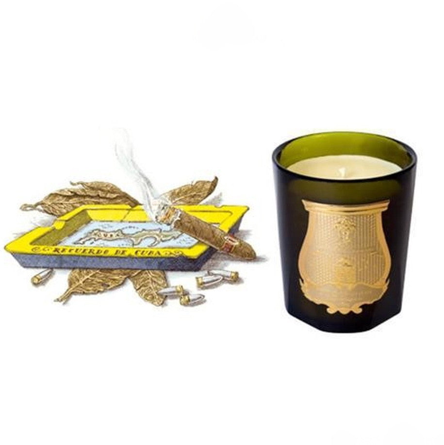 Cire Trudon Candle - Ernesto - Default Title Candles - Cire Trudon - Putti Fine Furnishings Toronto Canada - 1