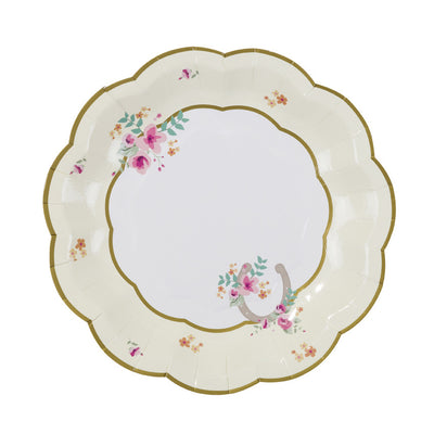 Pony Party - Paper Plates -  Party Supplies - Talking Tables - Putti Fine Furnishings Toronto Canada - 1