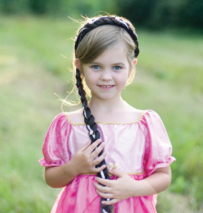 Storybook Princess Hair Braid - Brunette, Creative Education, Putti Fine Furnishings