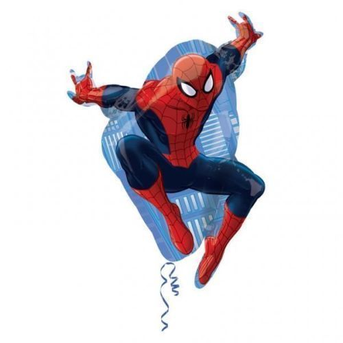 Spiderman Mylar Balloon, SE-Surprize Enterprize, Putti Fine Furnishings