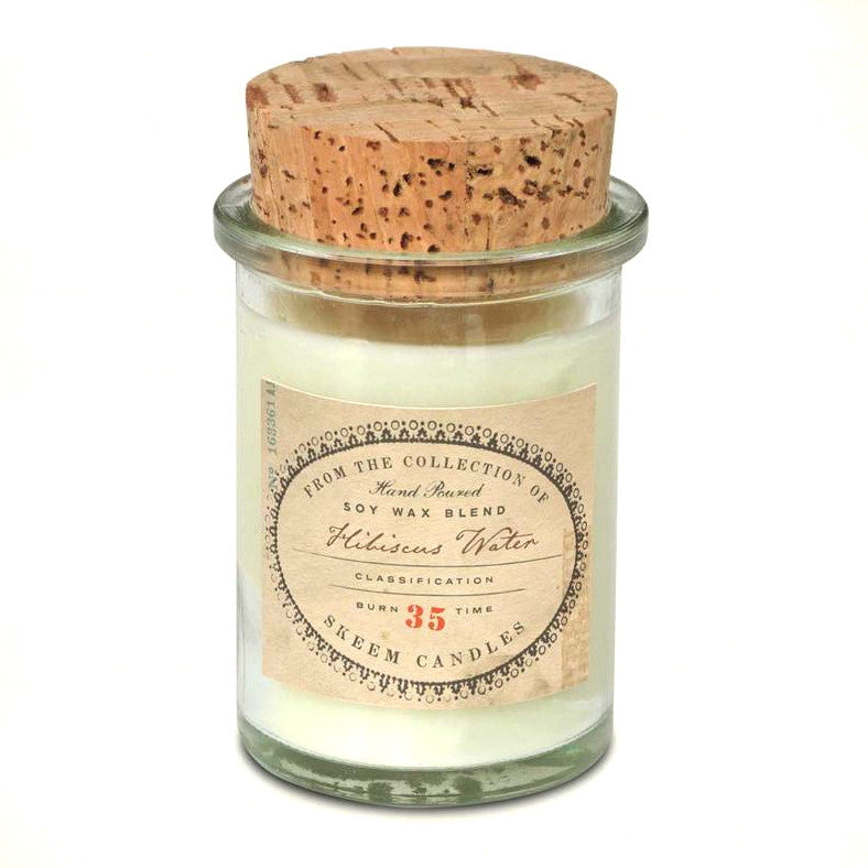 Skeem Field Jar Candle - Hibiscus Water, SD-Skeem Design - The Tate Group, Putti Fine Furnishings