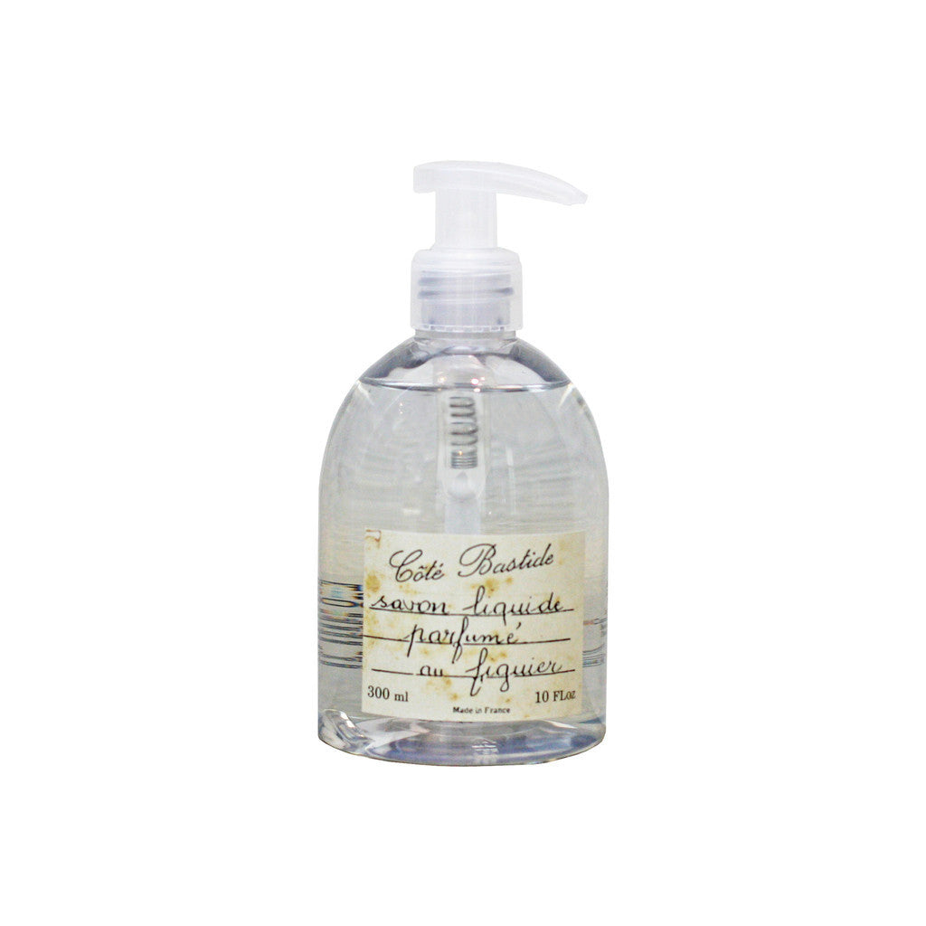 Cote Bastide Liquid Soap with Pump - Figuier, CB-Cote Bastide, Putti Fine Furnishings
