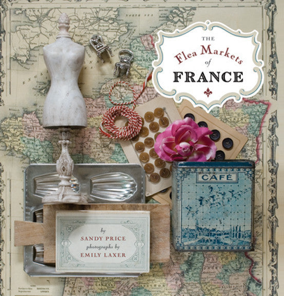 The Flea Markets of France, Little Bookroom, Putti Fine Furnishings