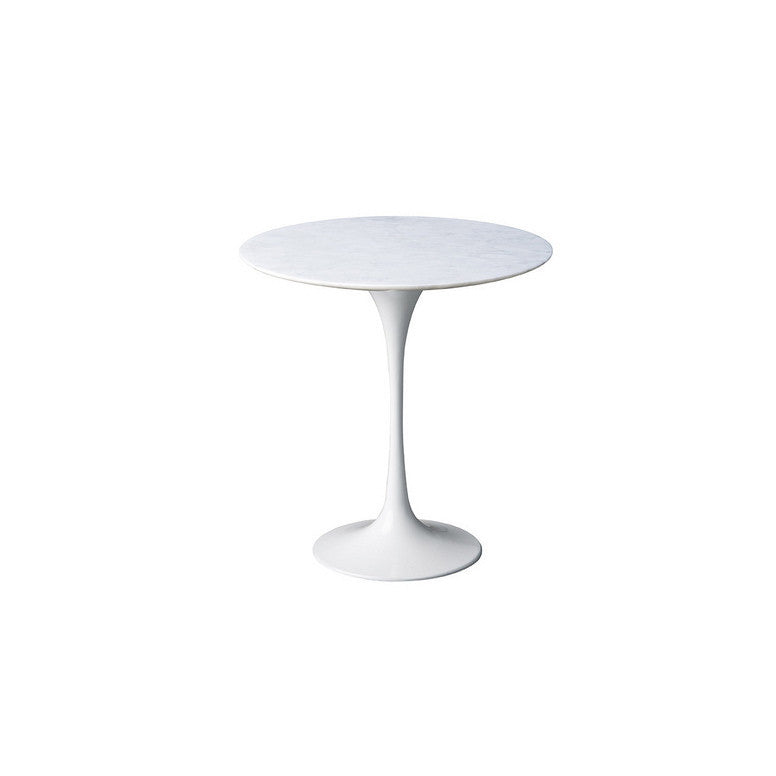Flute End Table, SIF-Style in Form, Putti Fine Furnishings