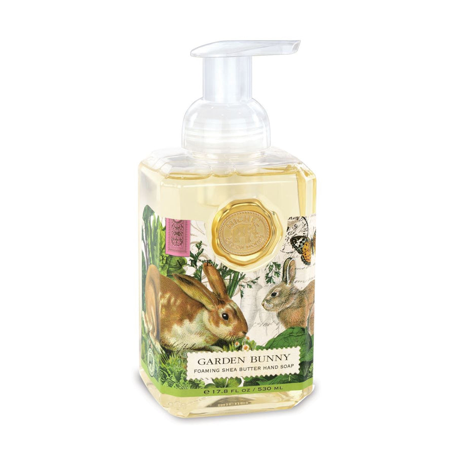 Michel Design Works Garden Bunny Foaming Hand Soap | Putti Fine Furnishings