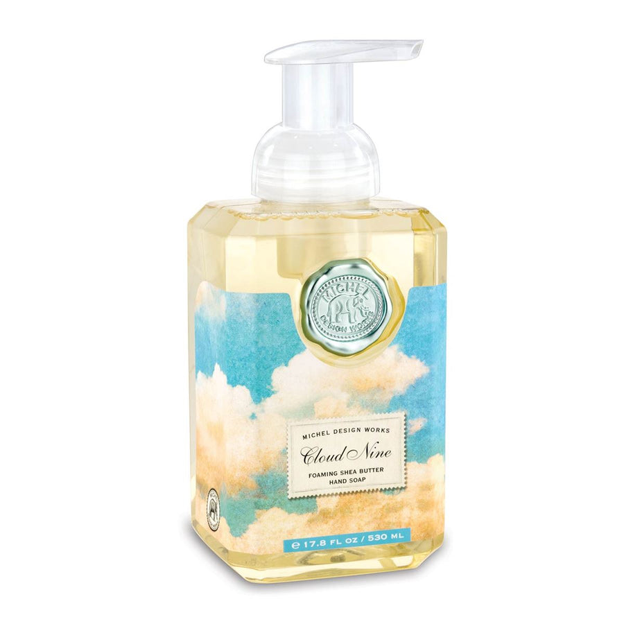 """Cloud Nine"" Foaming Soap"