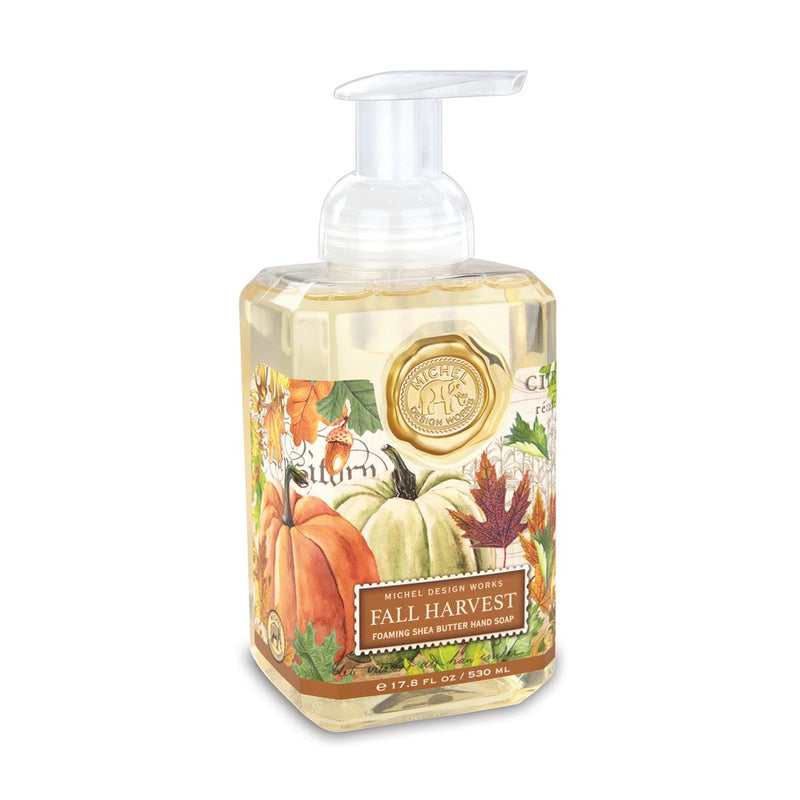 Michel Design Works Fall Harvest Foaming Hand Soap | Putti Canada