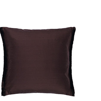 Designers Guild Franchini Cocoa Throw Pillow