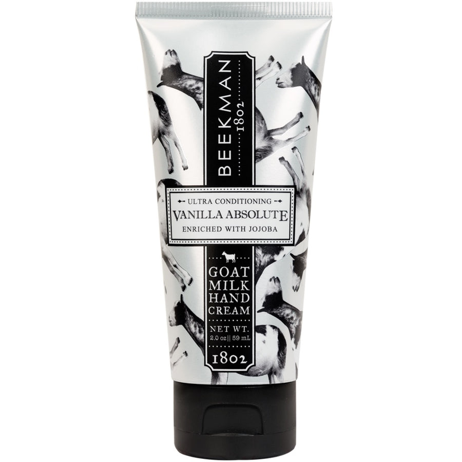 Beekman 1802 - Fresh Cream Vanilla Absolute Hand Cream 2oz, BK-Beekman 1802, Putti Fine Furnishings