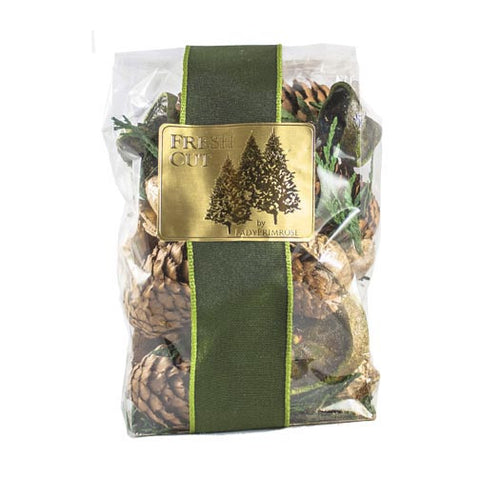 "Lady primrose ""Fresh Cut"" Pine Potpourri -  Christmas - Lady Primrose - Putti Fine Furnishings Toronto Canada"