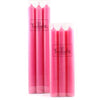 Twilight Taper Candles - Fuchsia, Twilight, Putti Fine Furnishings