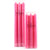 Twilight Taper Candles - Fuchsia