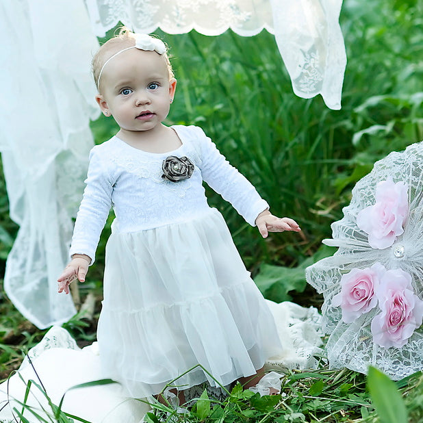 "Dollcake ""Purity"" Frock, Dollcake, Putti Fine Furnishings"