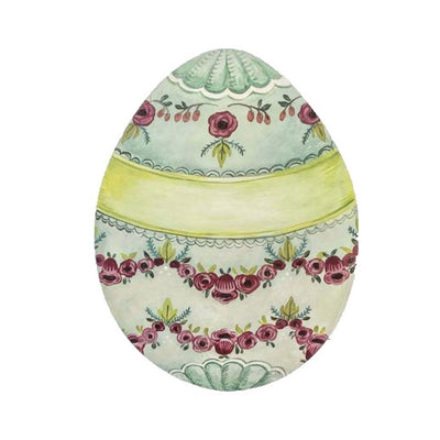 Hester & Cook Die-Cut Easter Egg Placemat, HC-Hester & Cook, Putti Fine Furnishings