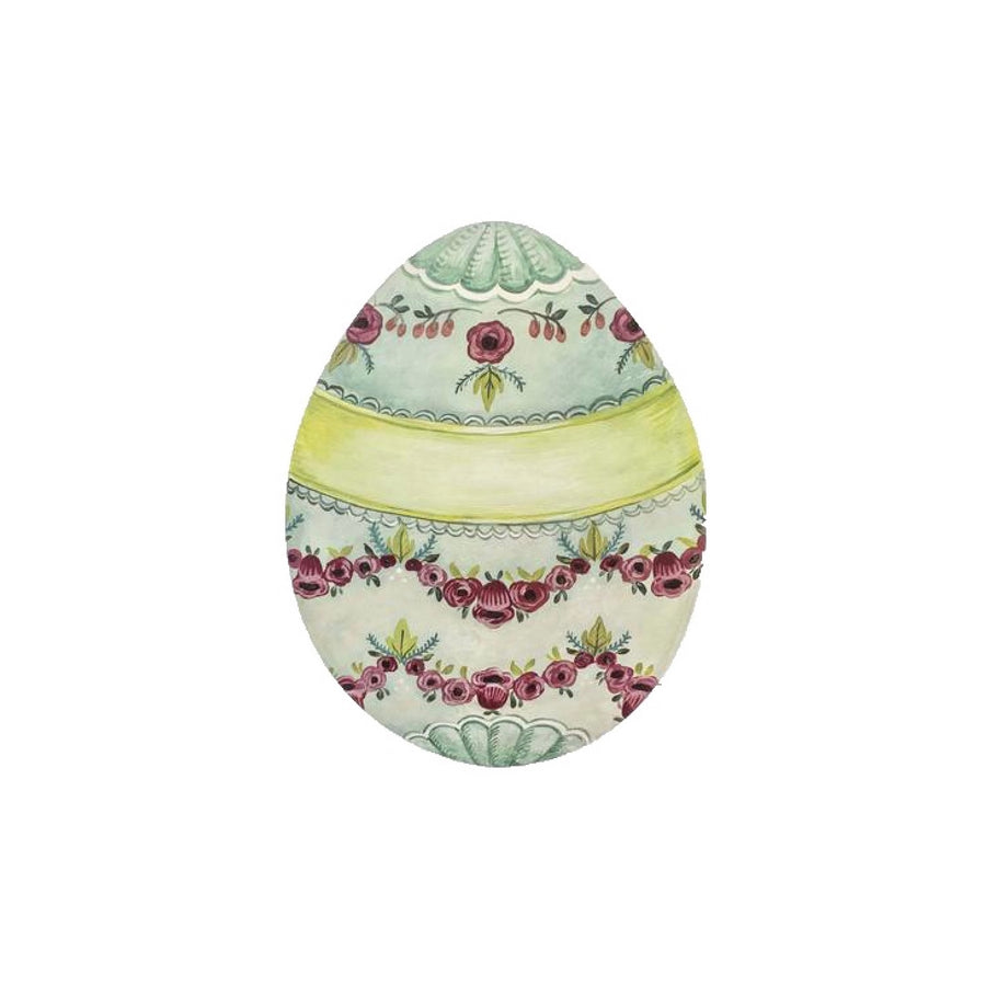 Hester & Cook Die-Cut Easter Egg Table Accent, HC-Hester & Cook, Putti Fine Furnishings