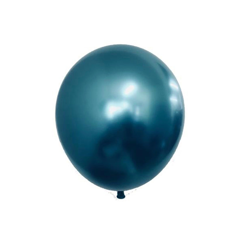 "Metallic Blue ""Chrome"" Balloons, SE-Surprize Enterprize, Putti Fine Furnishings"