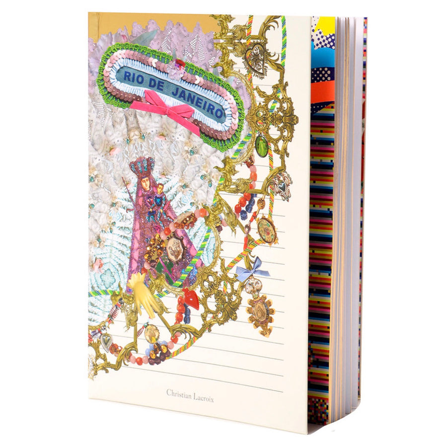 Christian Lacroix Rio Softcover Notebook