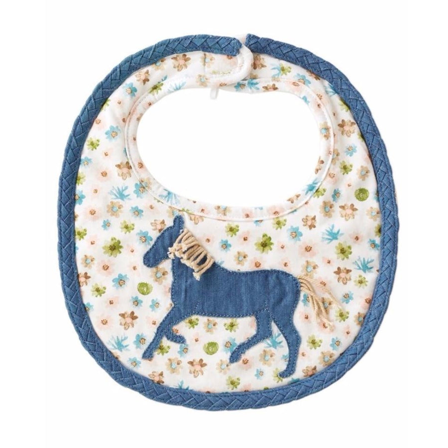 Mud Pie Horse Bib
