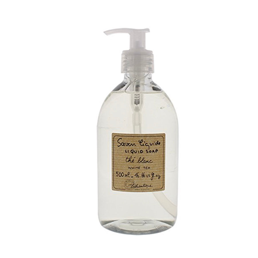 Lothantique Liquid Soap - White Tea, LO-Lothantique, Putti Fine Furnishings