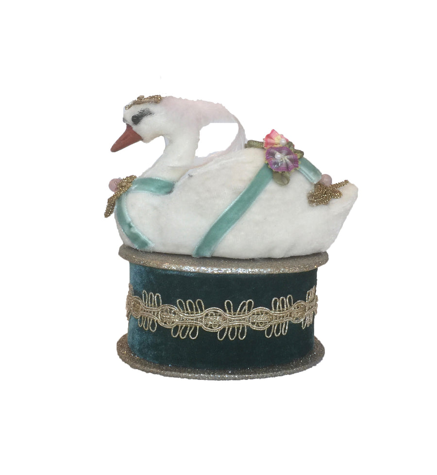 Katherine's Collection Swan Box