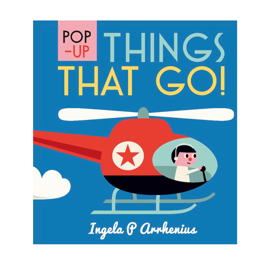 "Pop Up ""Things That Go"""