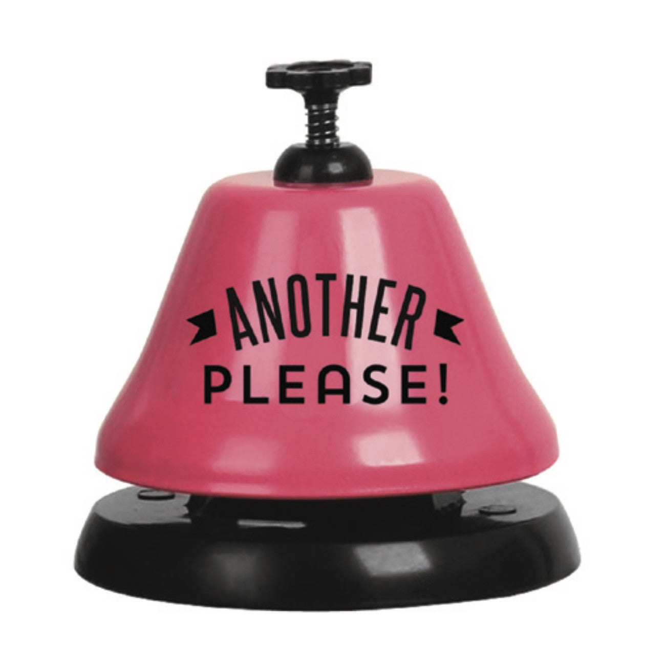 """Another Please"" Bar Top Bell, SC-Slant Collections, Putti Fine Furnishings"