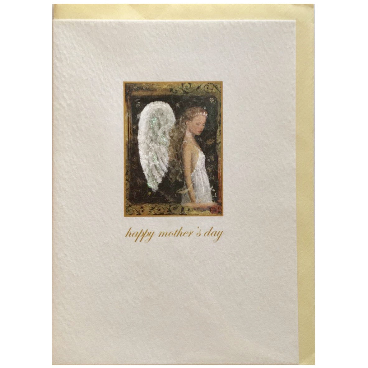 """Happy Mothers Day"" Angel Card, JE-Jannex Enterprises, Putti Fine Furnishings"