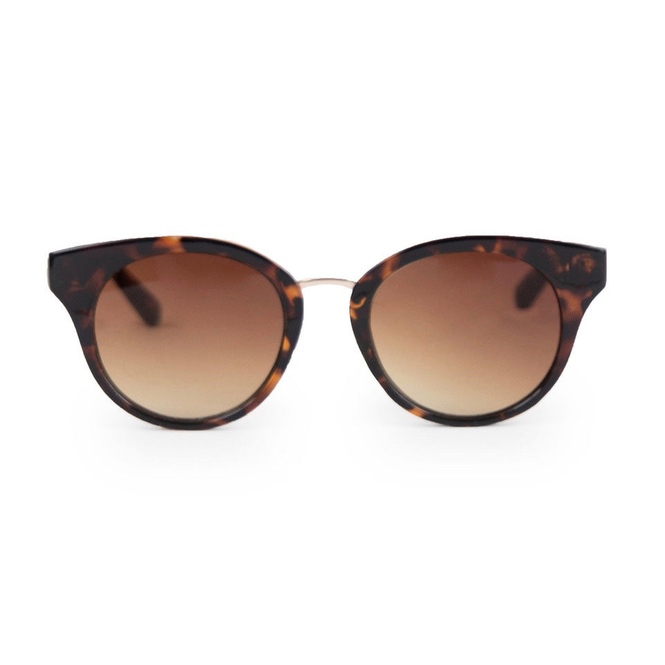 "Powder ""Aurora"" Sunglasses - Mocha Tortoiseshell, PDL-Powder Design Limited, Putti Fine Furnishings"