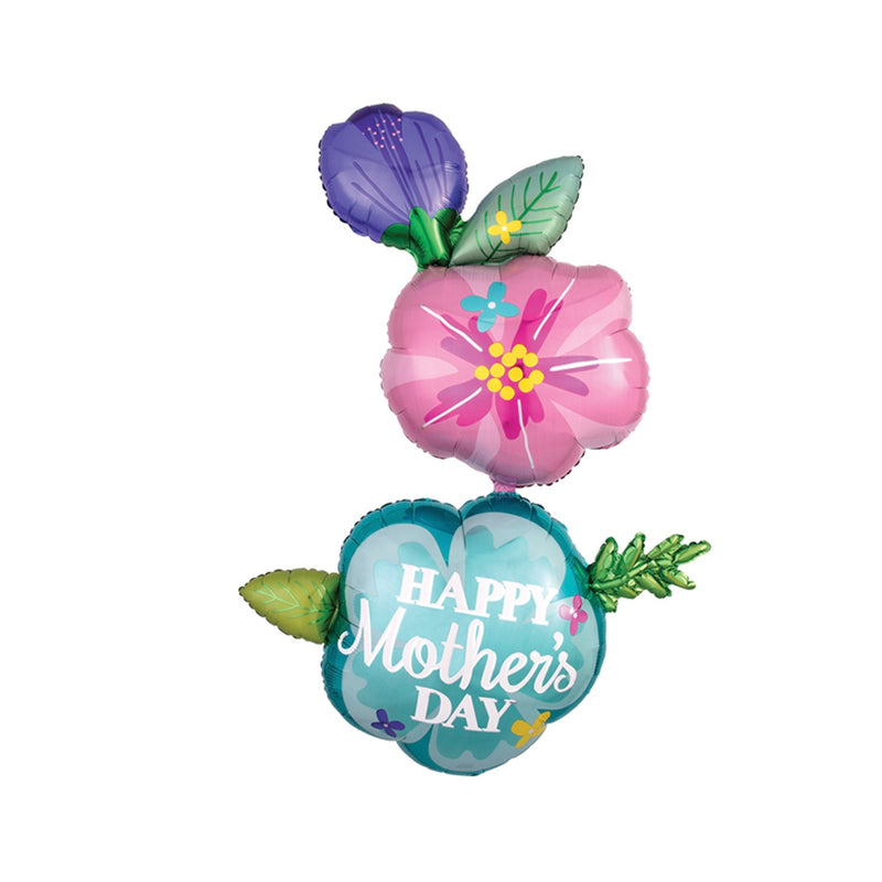 "Giant Fancy Flowers ""Mother's Day"" Multi Balloon, SE-Surprize Enterprize, Putti Fine Furnishings"