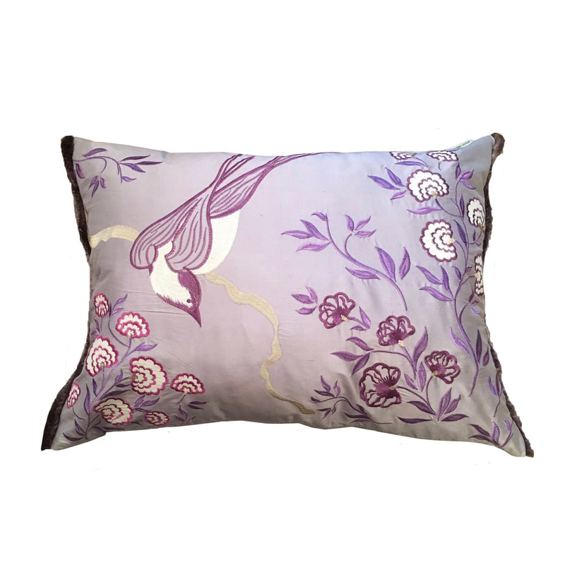 Designers Guild Jacaranda Cushion - Amethyst, DG-Designers Guild, Putti Fine Furnishings