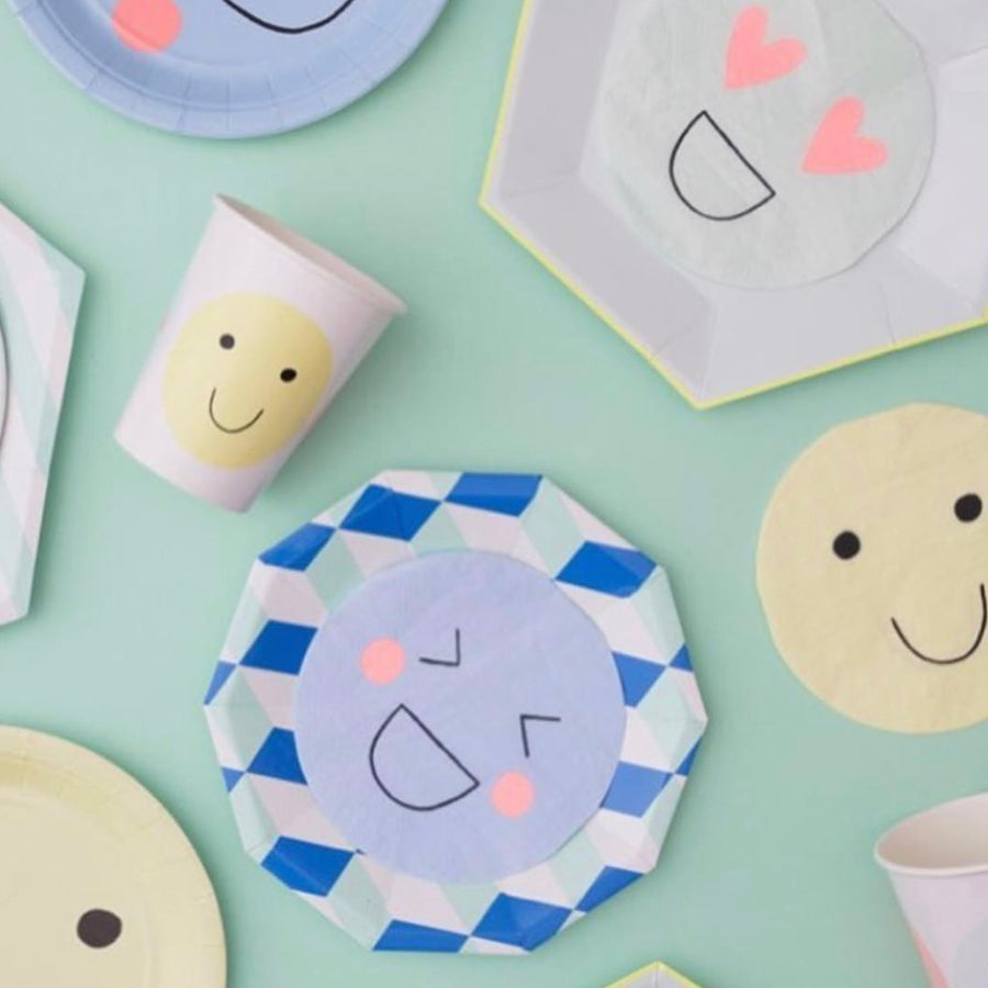 Meri Meri Emoji Paper Napkins - Small, MM-Meri Meri UK, Putti Fine Furnishings
