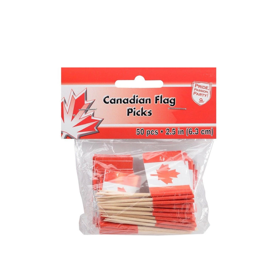 Canadian Flag Party Picks