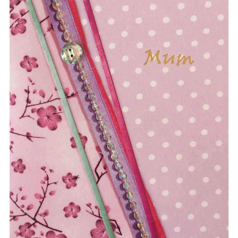 """Mum"" Greeting Card"