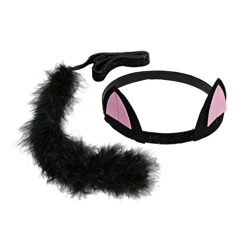 "Meri Meri Wearable ""Cat Ears And Tail"""