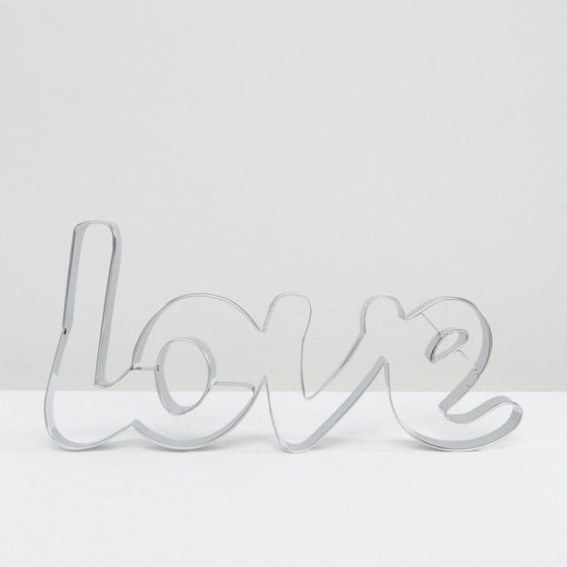 """Love"" Cookie Cutter -  Party Supplies - Meri Meri UK - Putti Fine Furnishings Toronto Canada"