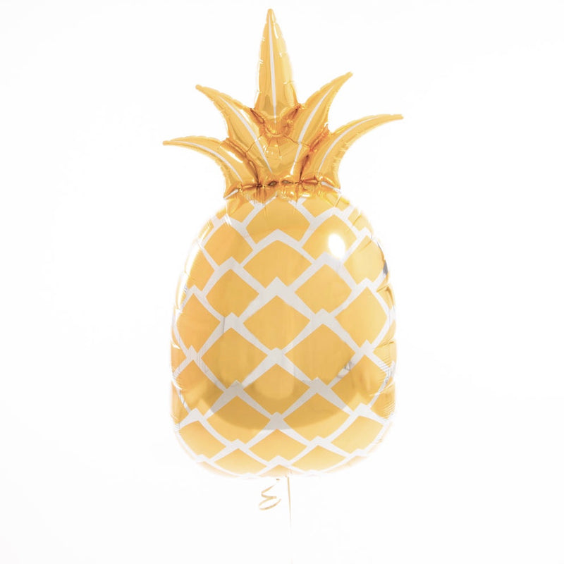 Gold Pineapple Foil Balloon, SE-Surprize Enterprize, Putti Fine Furnishings