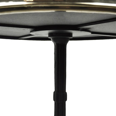 Absinthe Bistro Table - Black Marble
