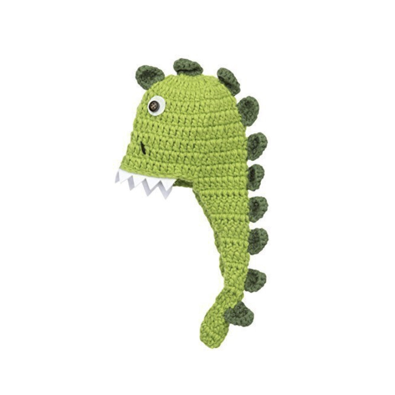 Dinosaur Baby Hat, MP-Mud Pie, Putti Fine Furnishings