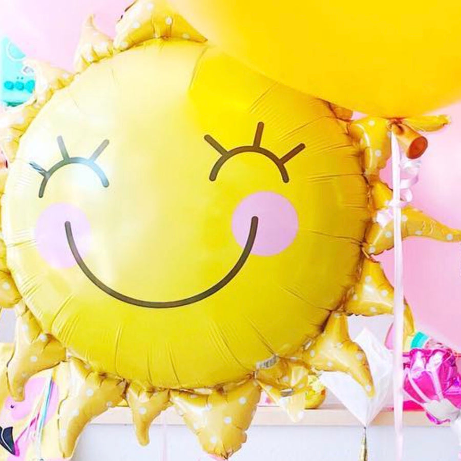 Sunshine Sun Balloon