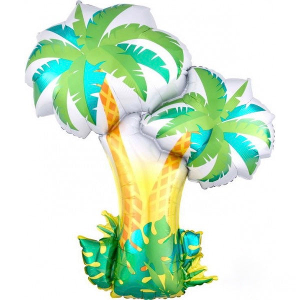 Double Palm Tree Mylar Balloon
