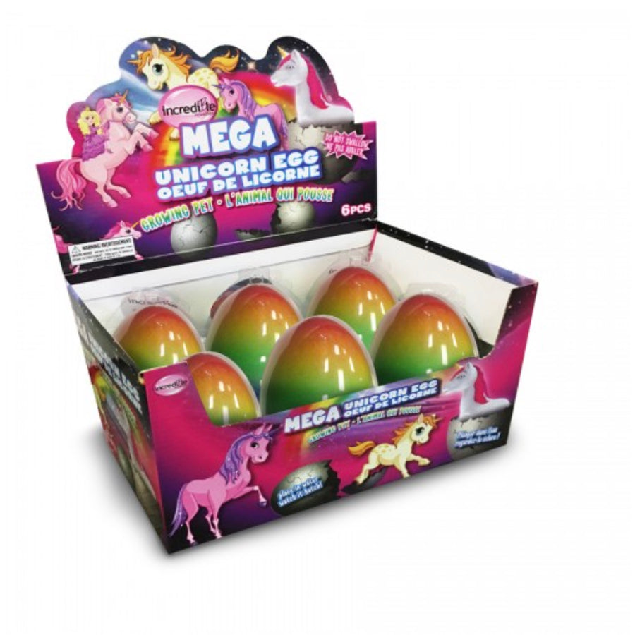 Giant Unicorn Grow Egg