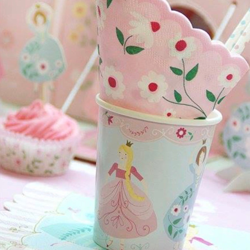 Meri Meri Princess Party - Paper Cups