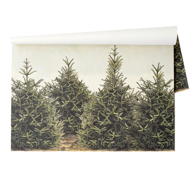 Hester & Cook Fir Tree Paper Placemats Putti Celebrations & Partyware Canada