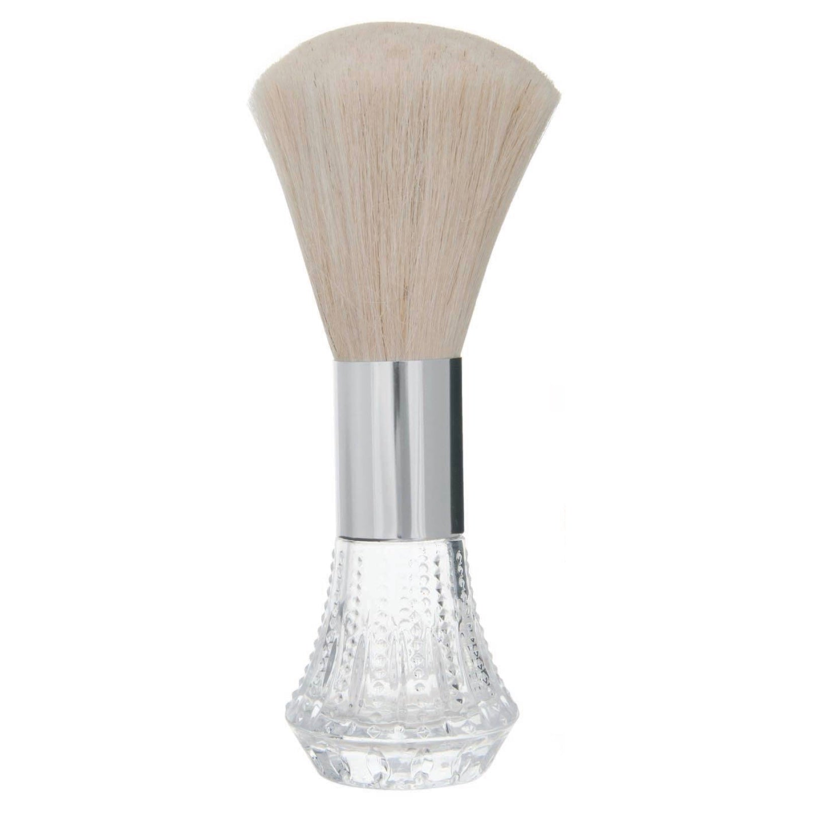 Lady Primrose Dusting Brush with White Bristles - Putti Fine Furnishings