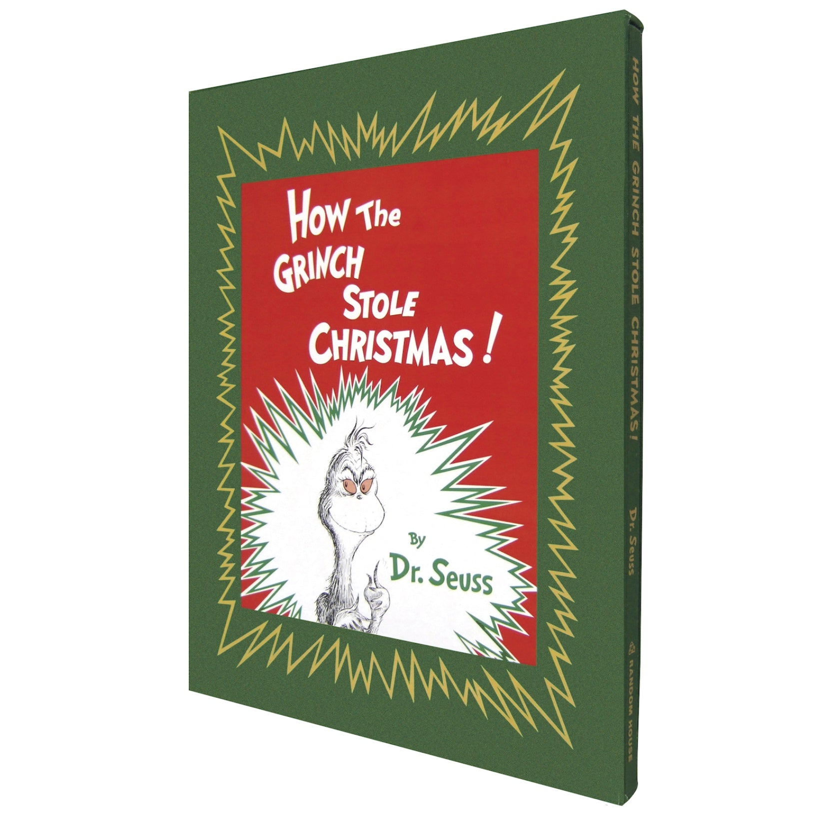 How the Grinch Stole Christmas! Dr Seuss