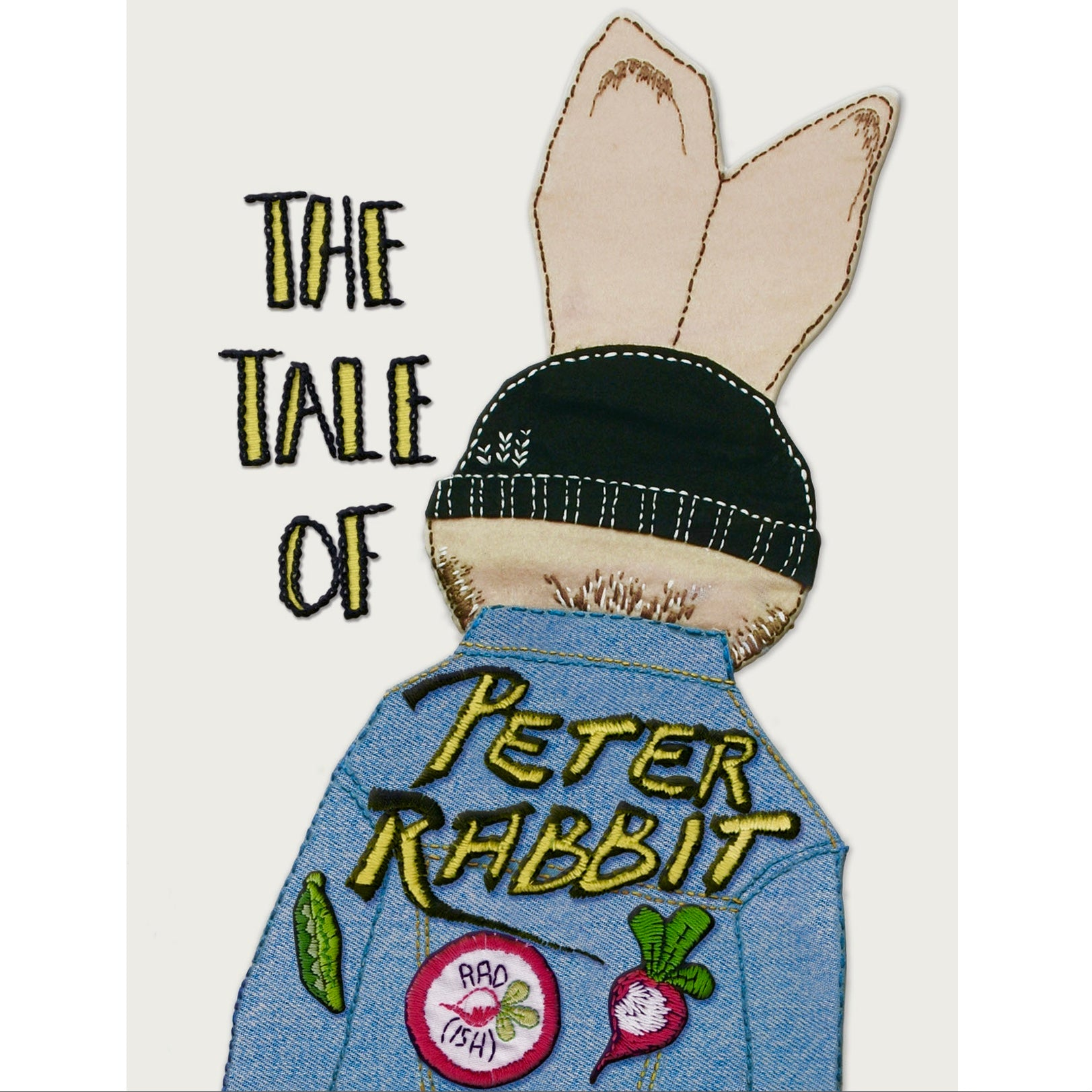The Tale of Peter Rabbit - Le Petite Putti Canada